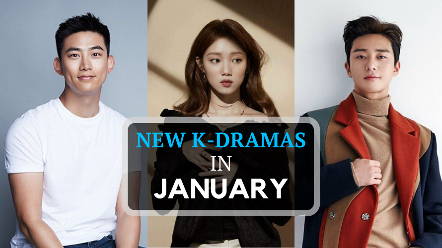 5 New Korean Dramas To Watch In January 2020