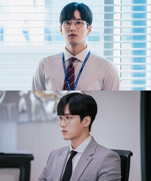 'Kairos' Ahn Bo-Hyun, transformed into an elite businessman of 'Cold and Hot Handsome'